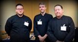 KAREN COSTANTINI - Executive Chef Mike Schnupp, Chefs du Cuisine Steve Frank & Brian Arliss