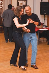 Fitness can mean more than diet or exercise. Get active with social activities, such as dance classes and socials at Tango Cafe (pictured). - FILE PHOTO