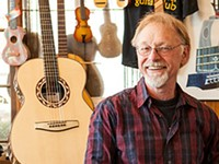 Five local guitar makers discuss their craft