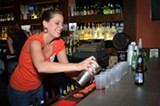 "Flower City Habitat Young Professionals activities include  fundraisers like the ""Raise a Glass"" guest-bartender events. - PHOTO PROVIDED"