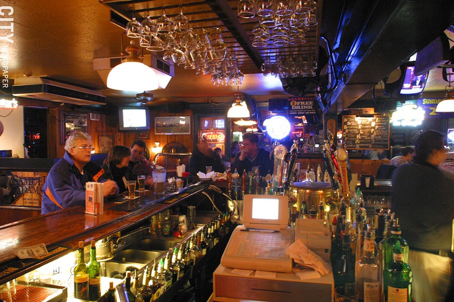 For a broader selection of late-night eats, The Elmwood Inn serves until 1 a.m. daily. - FILE PHOTO