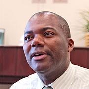 Former Rochester schools Superintendent Jean-Claude Brizard - FILE PHOTO