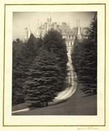 """Frederick H. Evans, """"Chateau de Boursault"""""""