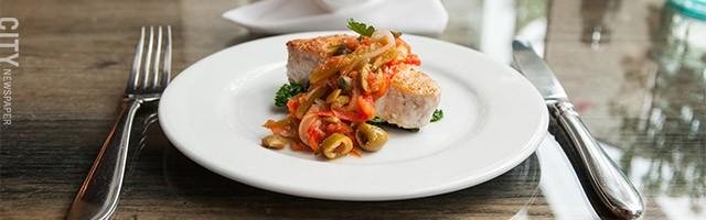 Fresh Fish Mojito Isleno at Atlas Eats.