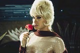 SONY PICTURES CLASSICS - Gael Garcia Bernal: Disconcertingly attractive in drag, in Bad Education.