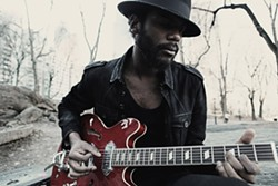 Gary Clark Jr. - PHOTO COURTESY XRIJF