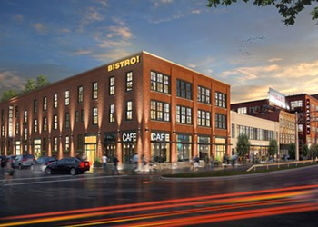 Geva to add downtown housing for actors