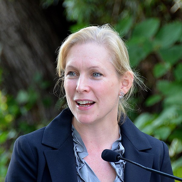 Senator Kirsten Gillibrand - FILE PHOTO