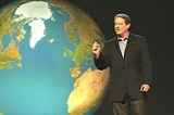 "PARAMOUNT CLASSICS - Global forecast: Al Gore on how the planet is going to pot - in ""Truth."""