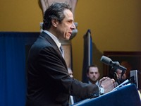 Cuomo and teachers: it's war