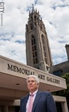 Grant Holcomb (pictured) has served as director of the Memorial Art Gallery for nearly 30 years, beginning in 1985. Holcomb will officially retire in the early fall when Jonathan Binstock officially begins his tenure.