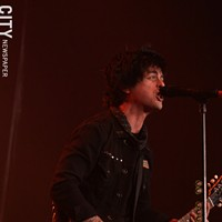 Green Day, Blue Cross Arena, 4-1-13