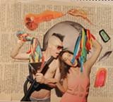 PHOTO PROVIDED - Hank & Cupcakes is Ariel Scherbacovsky and Sagit Shir.