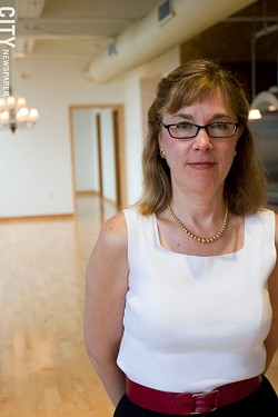 Heidi Zimmer-Myer. - FILE PHOTO