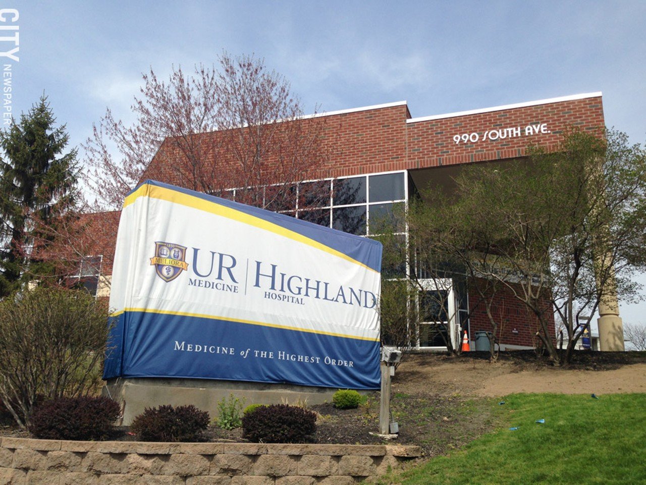 Highland Hospital plans expansion | News | Rochester City