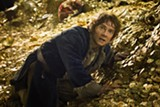 "PHOTO COURTESY NEW LINE CINEMA - Martin Freeman in ""The Hobbit: The Desolation of Smaug."""