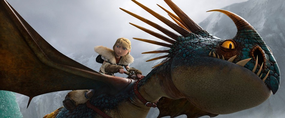 """How to Train Your Dragon 2."" - PHOTO COURTESY TWENTIETH CENTURY FOX"