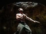 "PHOTO COURTESY 20TH CENTURY FOX - Hugh Jackman in ""The Wolverine."""