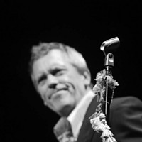 Hugh Laurie  Willie Clark