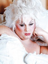 """I Am Divine"" - PHOTO PROVIDED"