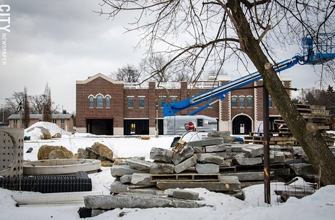 In 2013, the I-Square mixed-use development in Irondequoit was awarded approximately $2.3 million in state funding through the Finger Lakes Regional Economic Development Council. - PHOTO BY MARK CHAMBERLIN