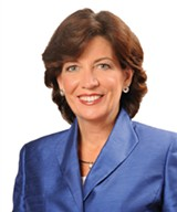 Incumbent Democrat Kathy Hochul lost her House race to Republican Chris Collins. - FILE PHOTO