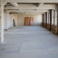 [ Slideshow ] Rochester's Apartment Boom Inside the Temple Building PHOTO BY MARK CHAMBERLIN