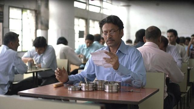 "Irrfan Khan in ""The Lunchbox."""