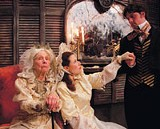 Its a classic: Elaine Good, Dina Rath, and Benjamin C. Wilson in Great Expectations.