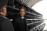 """LIONS GATE FILMS - It's all the same to him: Nicholas - Cage in """"Lord of War."""""""
