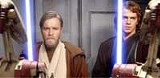 20TH CENTURY FOX - Its the same old story: Ewan McGregor and Hayden Christensen in Episode III --- Return of the Sith.