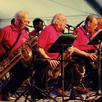 Jazz Fest Retrospective Jack Allen Big Band