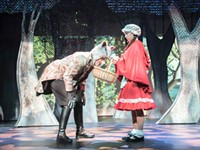 "Theater Review: ""Into the Woods"" at JCC CenterStage"