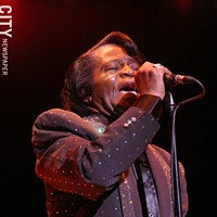 Jazz Fest Retrospective James Brown