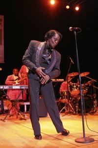 James Brown - FRANK DE BLASE