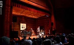 Jason Marsalis Vibes Quartet played Kilbourn Hall. - PHOTO BY MATT DETURCK