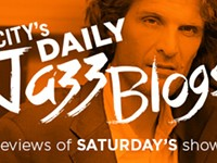 JAZZ FEST 2013: City's Daily Jazz Blogs