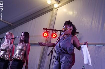 Jazz Fest 2014: Cyndi Cain