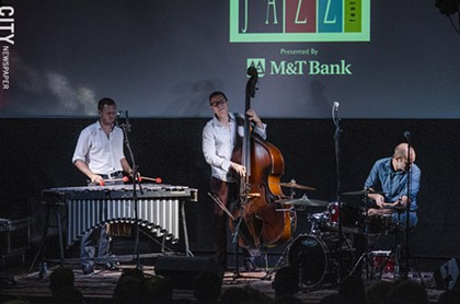 Jazz Fest 2014: The Wee Trio