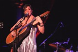 Jen Chapin will perform at the Bop Shop on Saturday, January 24. Like her father, 1970's folk singer Harry Chapin, Jen blends her social activism into her music.
