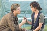 "WARNER BROS. - Jennifer Connelly and a butched-up Leonardo DiCaprio in ""Blood Diamond."""