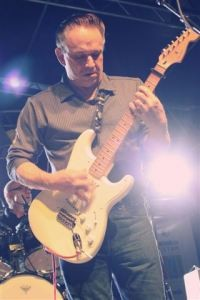 Jimmie Vaughan played Friday, June 29. PHOTO BY FRANK DE BLASE