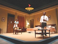 "Theater Review: ""The Mountaintop"" at Geva"