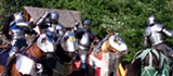 Jousting knights are just one of many attractions that await you at the Sterling Renaissance Festival. - FILE PHOTO