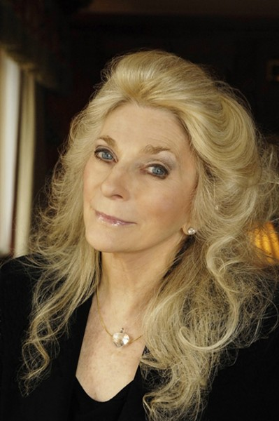 Judy Collins. - PROVIDED PHOTO