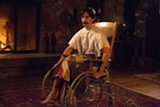 "PHOTO COURTESY A24 - Justin Long in ""Tusk"""