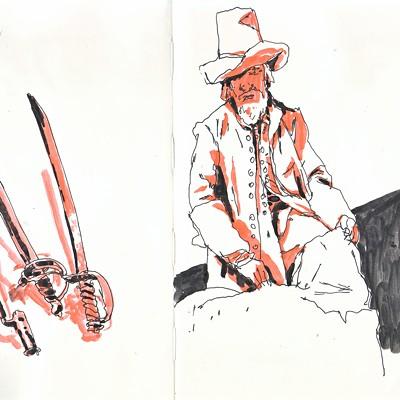 Justyn Iannucci, Illustrator