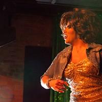 Facelift Fridays Drag Show Kasha Davis PHOTO BY JOHN SCHLIA