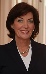PHOTO PROVIDED - Kathy Hochul.