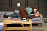 "PHOTO BY ANNETTE DRAGON - Katie Keating and James Heath will star in three one-act plays presented by Screen Plays. Each play explores the idea of the ""introduction,"" or meeting, of ""the girl"" and ""the boy."""